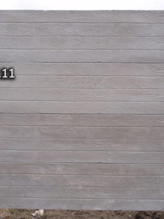 11. Dřevěné desky