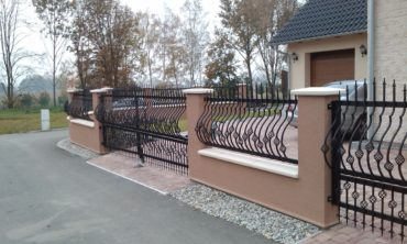 Kované ploty