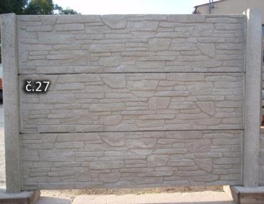 27. Nový kámen