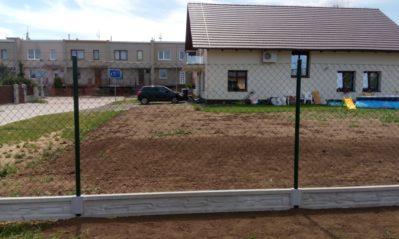 Pletivový plot Prostějov