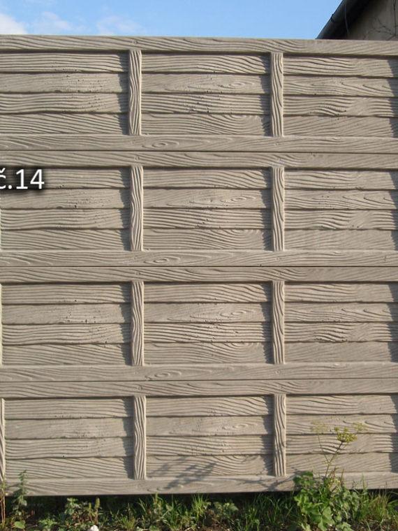 14. Vkládané dřevo